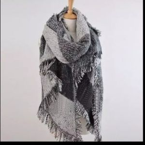 2019 Cashmere Wool Scarf